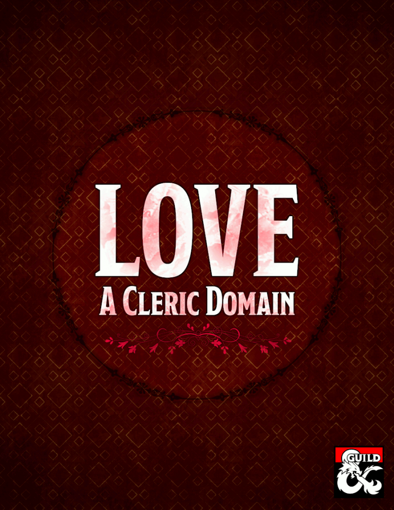 Love: A Cleric Domain
