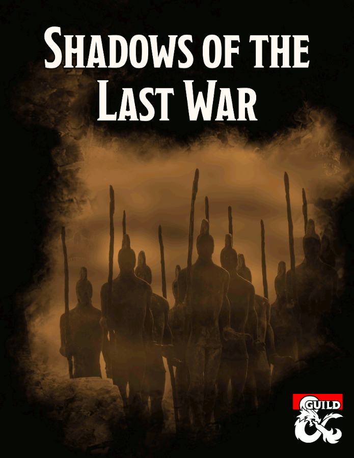 Shadows of the Last War cover image